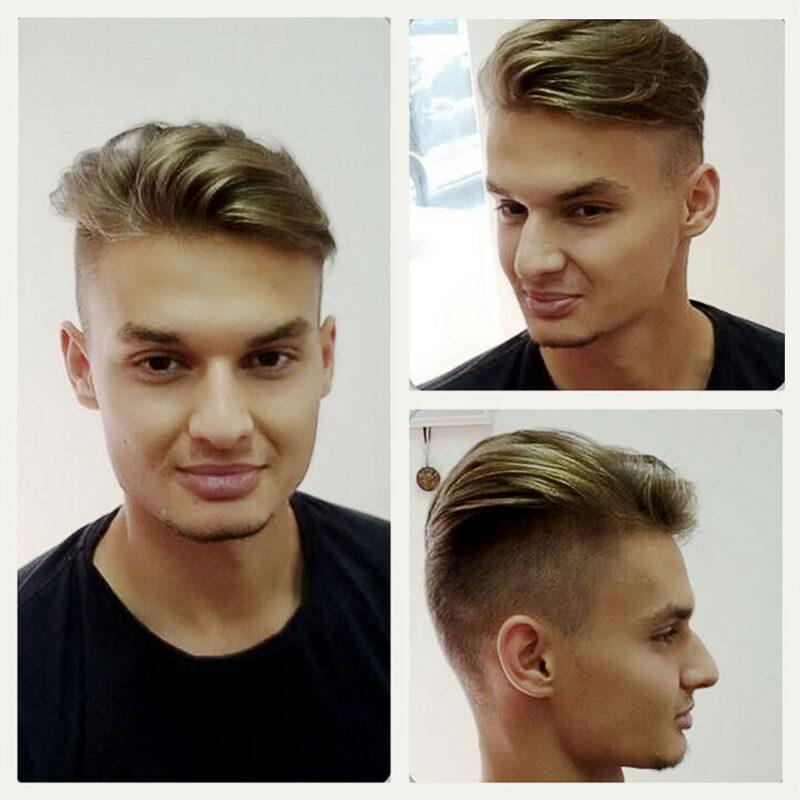 Musko šišanje, muški frizer Beograd Happyteam